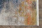 Ковер винтаж SEVEN DAYS 0117 1,6Х2,35 Бежево-серый прямоугольник, фото 3