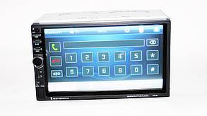 "2din Pioneer 7021 Магнитола 7"" Экран + AV-in + пульт на руль, фото 2"