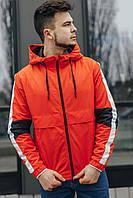 Ветровка мужская Спортивная куртка/ Два цвета