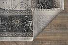 Ковер винтаж SEVEN DAYS 0172 1,6Х2,35 СЕРЫЙ прямоугольник, фото 5