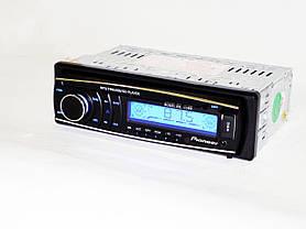 Автомагнитола Pioneer 1180 Usb+Sd+Fm+Aux+ СЪЕМНАЯ ПАНЕЛЬ, фото 3