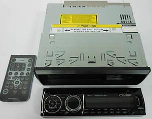 Clarion CZ201A DVD магнитола + USB+SD+AUX+FM (4x50W), фото 2