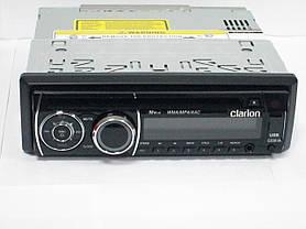 Clarion CZ201A DVD магнитола + USB+SD+AUX+FM (4x50W), фото 3