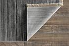 Ковер винтаж SEVEN DAYS 0216 1,6Х2,35 СЕРЫЙ прямоугольник, фото 3