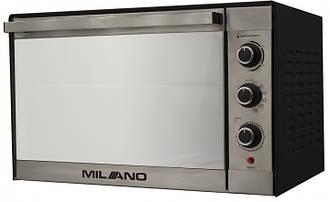Духовка Milano MO-48 сріб з гр. та конвекцією 48л.