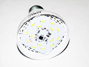 Лампочка LED LAMP E27 9W Круглая UKC, фото 2