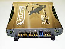 4-х канальный усилитель Cougar 600.4 2000Вт, фото 2