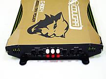 4-х канальный усилитель Cougar 600.4 2000Вт, фото 3