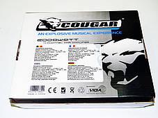 4-х канальный усилитель Cougar 700.4 2000Вт, фото 3
