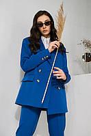 Костюм синий, фото 3