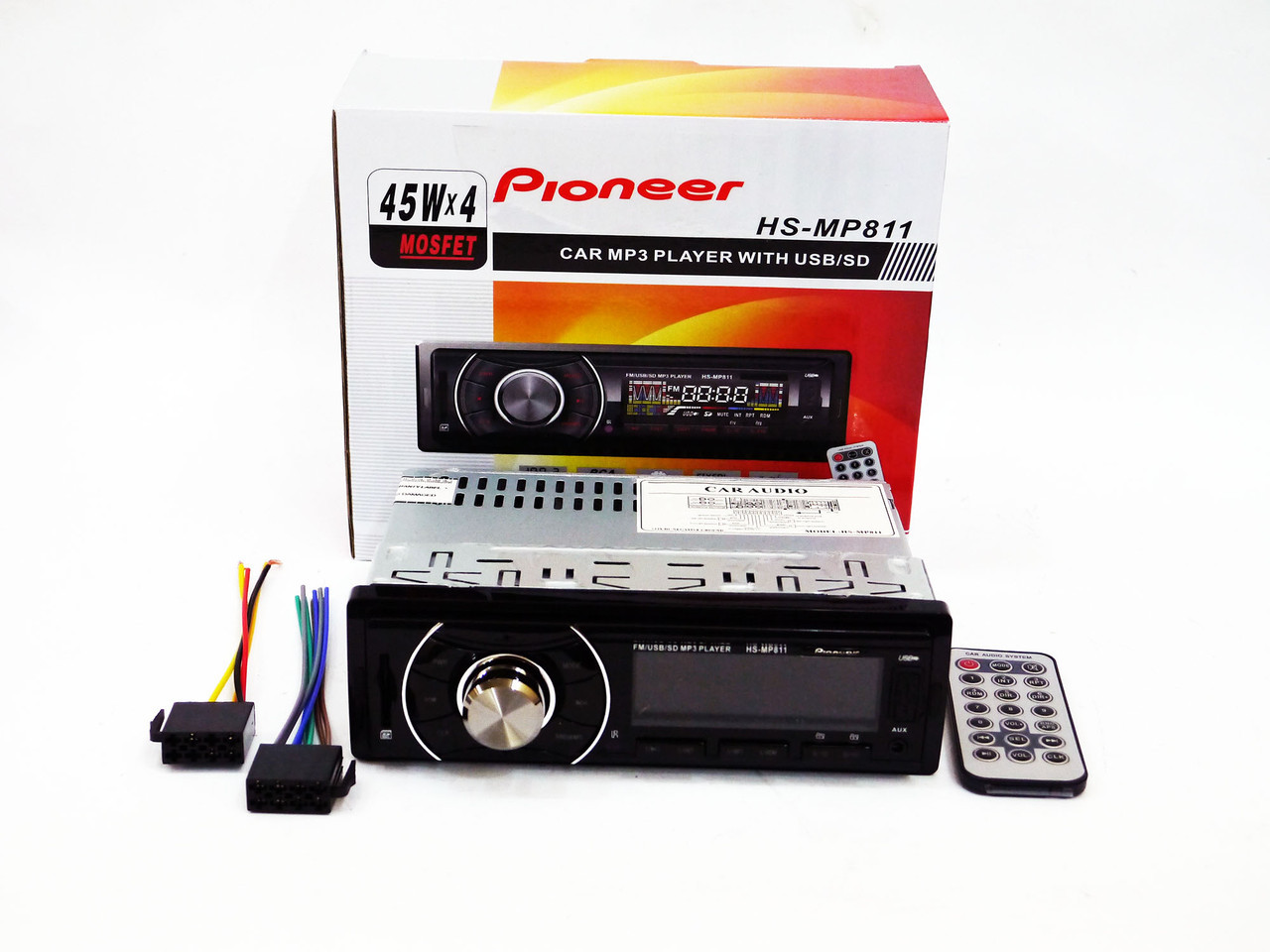 Автомагнитола Pioneer HS-MP811 - MP3 Player, FM, USB, SD, AUX