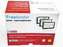 "7"" GPS навигатор Freelander 7032 4Gb Bluetooth + IGO+Navitel+CityGuide, фото 2"