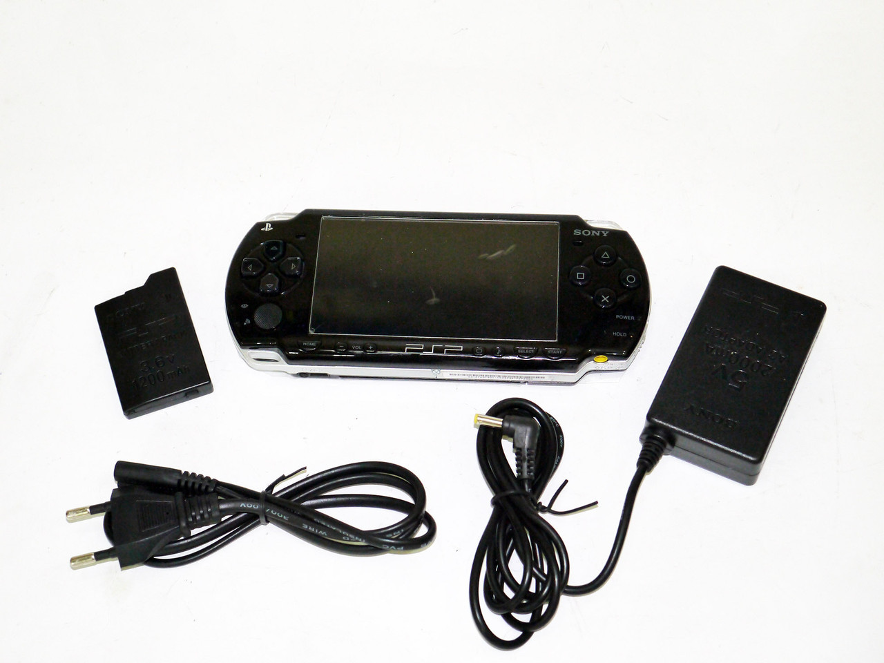 Игровая консоль PSP 2000 Black Оригинал