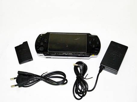 Игровая консоль PSP 2000 Black Оригинал, фото 2