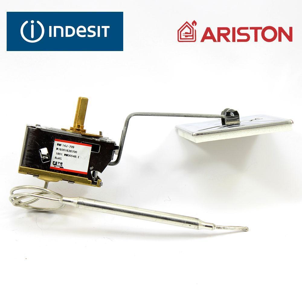 Термостат для холодильника Indesit/ariston, воздушная заслонка для холодильников ariston/indesit