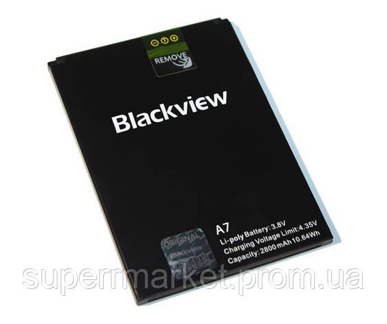 Аккумулятор Blackview A7, фото 2