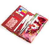 Кошелек женский DANICA 13870 кожаный Красный, фото 4