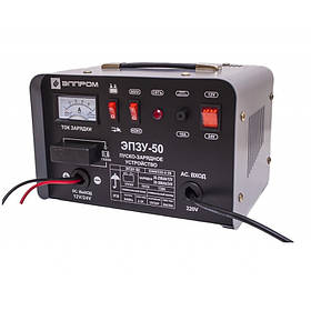 Пуско-зарядное устройство Элпром ЭПЗУ-50 SKL11-236647