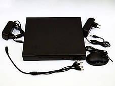 Видеорегистратор DVR KIT HD720 4-канальный (4камеры в комплекте), фото 2
