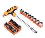Набор инструментов JAKEMY JM-6106 43в1, фото 2