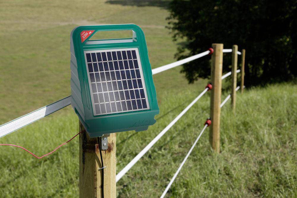 Электропастух на солнечной батарее Sun Power S 250, 0,25 Дж