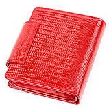 Кошелек женский KARYA 17163 кожаный Красный, фото 2