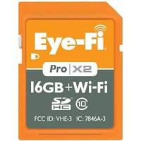 Карта памяти SD Wi-Fi EYE-FI PRO X2 16GB CLASS 10 SDHC