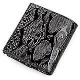Гаманець жіночий KARYA 17179 шкіряний Чорний, фото 2