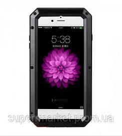 Защитный чехол для iPhone 5/5S, металл