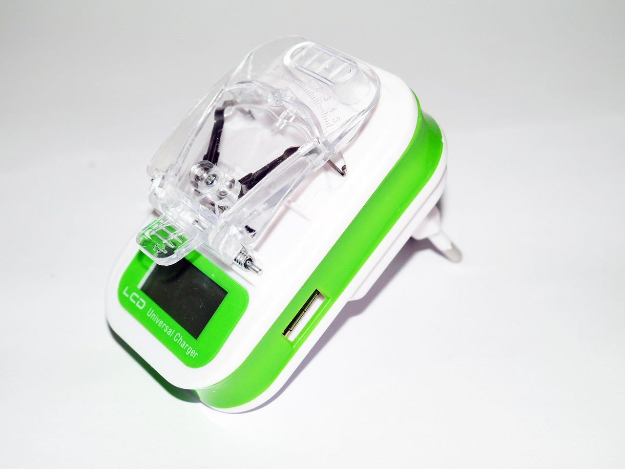Адаптер HY02 LCD Жабка, зарядное устройство, сетевой адаптер, зарядное устройство адаптер питания