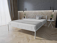 Кровать MELBI Лаура Двуспальная 160х190 см Белый, КОД: 1392065