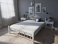 Кровать MELBI Элизабет Двуспальная 160190 см Белый КМ-005-02-3бел, КОД: 1398730