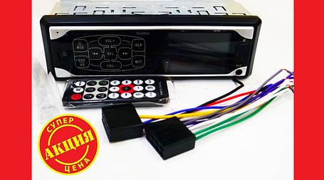 Автомагнитола Pioneer PA 388A ISO - MP3 Player, FM, USB, SD, AUX сенсорная магнитола, фото 2