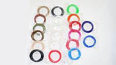 PLA Пластик для 3D ручек (20 цветов по 10 метров), фото 2