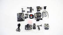 Action Camera A1 WiFi 4K + Пульт 2 дисплея, фото 3
