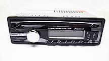 Автомагнитола Pioneer 3215BT Bluetooth Usb+RGB подсветка+Fm+Aux+ пульт (4x50W), фото 3
