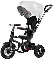 Велосипед трехколесный Sun Baby QPlay Rito Air Серый J01.014.14 Подкачка, фото 1