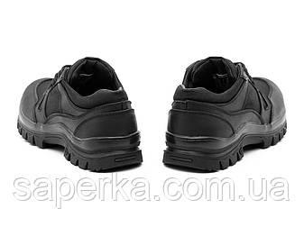 Армейские мужские кроссовки на мембране. Модель 6 черный, фото 2