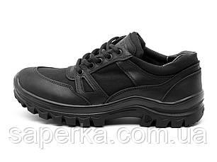 Армейские мужские кроссовки на мембране. Модель 6 черный, фото 3