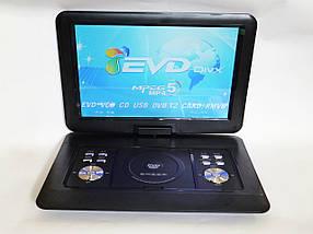"""DVD Opera 1680 15,6"""" Портативний DVD-програвач з Т2 TV USB SD"""
