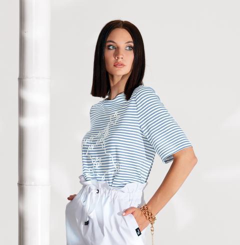 Женская летняя футболка Noche Mio, PUERTO RICO-2 6.176