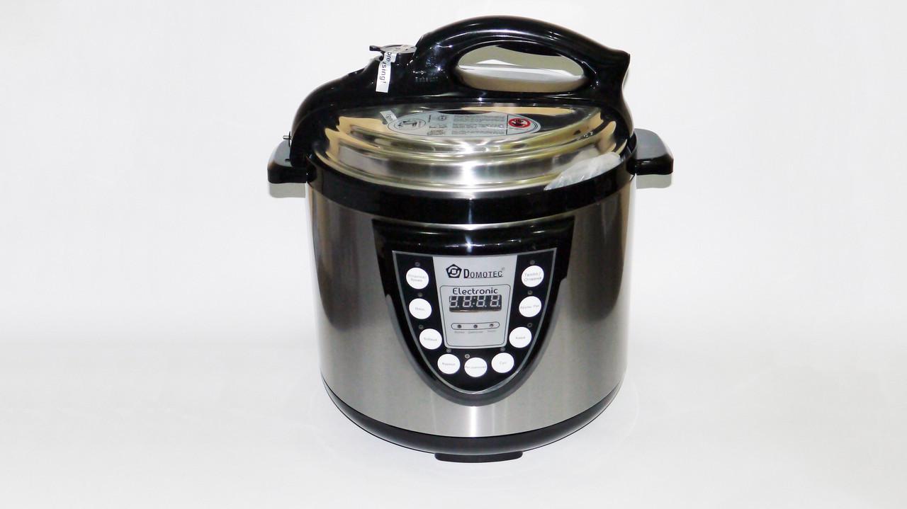Мультиварка-скороварка Domotec MS-5501 6л