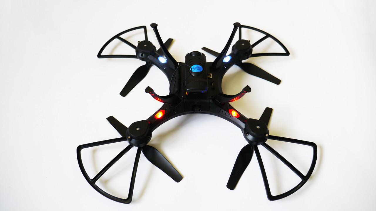 LS-129W Квадрокоптер-дрон Quadcopter c WiFi камерой