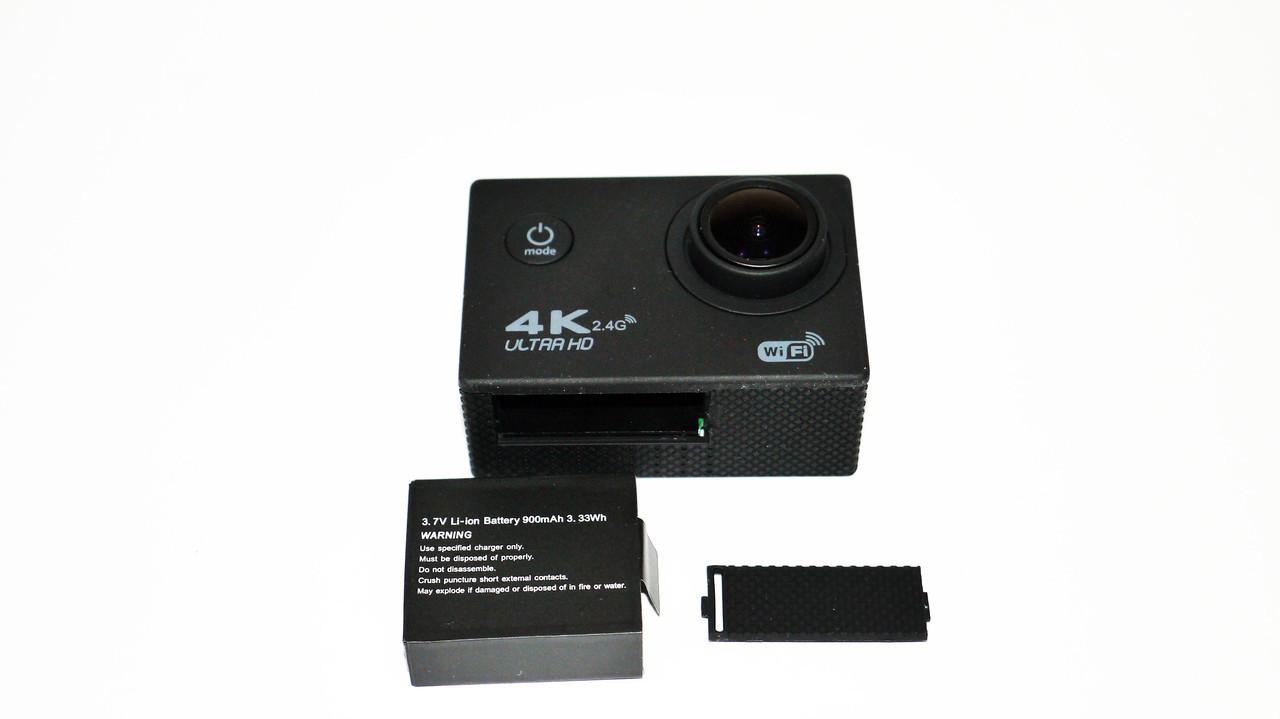 Action Camera VX-3 WiFi 4K + пульт