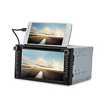 "2din Pioneer 8080 6,2"" Экран + DVD + USB + GPS + Bluetooth + Android, фото 3"