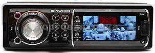 Автомагнитола Kenwood 3012 Video экран LCD 3'' USB+SD, фото 2