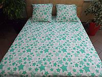 Комплект постельного белья бязь Голд Звезды Евро