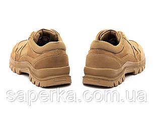 Армейские военные кроссовки на мембране. Модель 6 кайот, фото 3