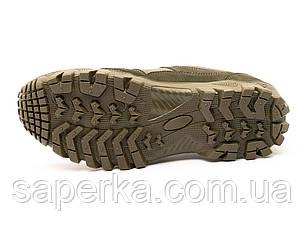 Армейские кроссовки на мембране. Модель 6 хаки, фото 3