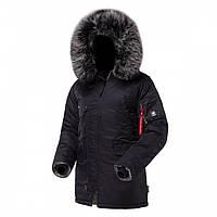 Зимняя куртка аляска Airboss Winter Parka (темно-серая)
